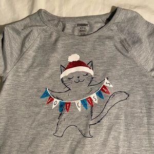 Super cute Christmas girls pajamas